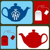 teapots and teabags