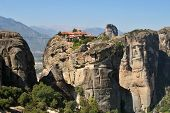 Greece Meteor Monastery