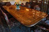 luxury formal dinning room