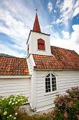 Smallest church in Scandinavia - Undredal stavkyrkje