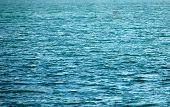 Blue Ocean Water