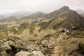 Polish Tatra Mountains poster