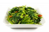 Asian Chinese Cooking Style Stir Fry Vegetable Dish poster