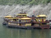 Chinese House Boats