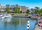 Canada Day Celebrations in Victoria, British Columbia