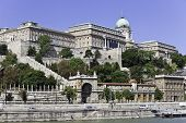 view of buda castle