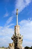 Monumento de triunfo De San Rafael en Córdoba