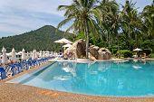 Beachside Pool 1