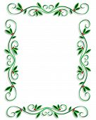 Christmas Border Simple