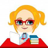Geek Girl Student