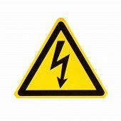 Perigo de choque elétrico de morte