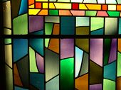 image of stained glass  - stained glass - JPG