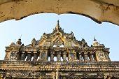Ananda Temple in Bagan,Burma