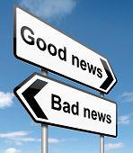 Good Or Bad News.