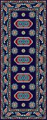 Armchair Karachop Blue 2