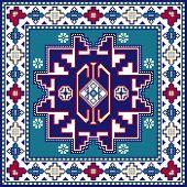 Shirvan Blue