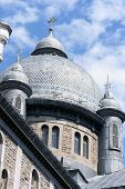 Our Lady Of Lourdes Chapel In Montreal
