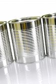 Tin Cannisters