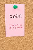 Code Word And Symbol
