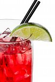 Vodka And Cranberry Or Cape Cod