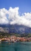 Makarska City Croatia