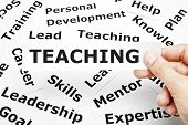 Concepto de enseñanza