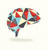 Atividade cerebral 3D