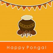 image of pongal  - Happy Pongal - JPG