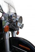 Headlight Of Notorcycle
