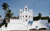 Our Lady Of The Immaculate Conception Church - North Goa,portuguese India