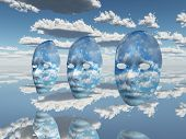 Face Clouds
