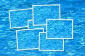 Water Blue Background Snapshots