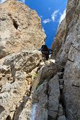 Dolomites - Via Ferrata