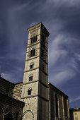 Tower Bell Of Prato Cathedral