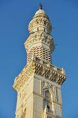 Prophet Muhammed holy mosque in Medina, Saudi Arabia