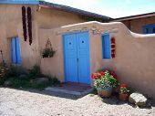 Santa Fe Blue