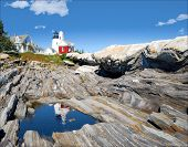 Reflection of Pemaquid