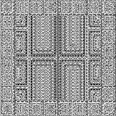 Ornate Seamless Texture