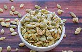 Organic Raw Pumpkin Seeds