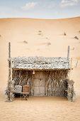Cabin Desert Camp Oman