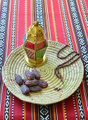 picture of prayer beads  - An arabic dates - JPG