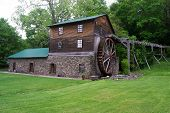 Palmer Grist Mill, Saltville, Virginia, USA