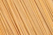 Wholemeal Spaghetti Background poster
