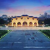 Chiang Kai-shek Memorial Taipei - Taiwan.