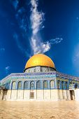 picture of aqsa  - Al Aqsa holy place for Arabs in Jerusalem - JPG