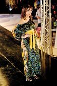 Fashion Show For Dina El Kei Model 02