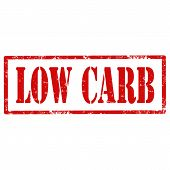 Low Carb-stamp