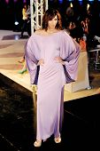 Fashion Show For Dina El Kei Model 04