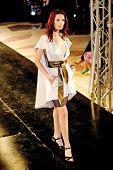 Fashion Show For Dina El Kei Model 18