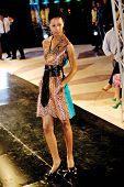 Fashion Show For Dina El Kei Model 19